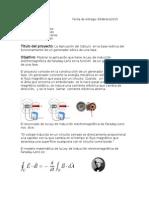 Proyecto de calculo