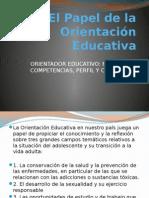 El Papel de La Orientación Educativa
