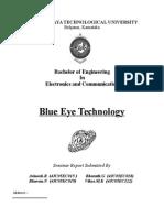 Blue Eye Tech - Report