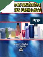 Produção de Cosmeticos & Saneantes Formulados