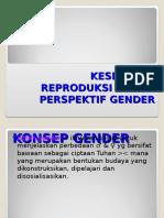 Kesehatan Reproduksi Dalam Perspektif Gender 2