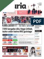 011. Geuria aldizkaria - 2015 iraila