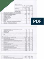 Отчет о выполнении сметы 2014