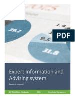 Intelligent Information and Advising System