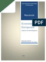 recenzie economie europeana