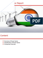 India Power Sector Report