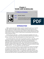 Shiftwork and Scheduling