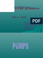 Unit 4 Pumps