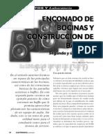 Enconado De Parlantes Y Construccion De Bafles Parte 2.pdf