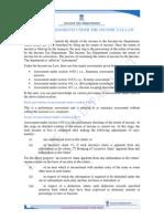 33 Various Assessments