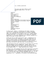 1990 AMG Legal Systems Prototype Text From 1987 Criminal Conspiracy