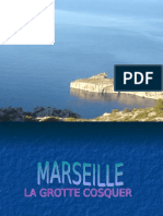 Marseille Grotte Cosquer