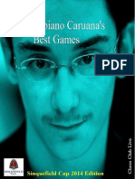 Caruana - Best Games Sinquefield2014 Edition