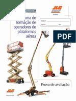 2009 Plataforma Prova
