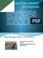Analisa Bronjong Bow, Analisa Bronjong Pabrikasi, Analisa Bronjong Sni, Fast Respon 0812.3394.8911