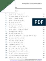 Elevamento a Potenza – Eserciziario Espressioni (UbiMath)