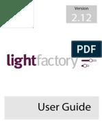 LightFactory2 User Guide
