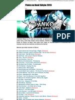 Músicas Do Pânico Na Band (Edição 2015) - Letras e Músicas Para Ouvir _ SOMUSICA 10