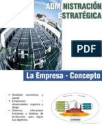 Administracion Estrategica - Setiembre 2015