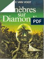 Tenebre Sur Diamondia - A.E. Van Vogt