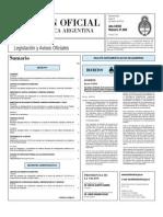 Boletin Oficial 08-03-10 - Primera Seccion
