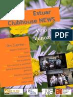 Estuar Clubhouse News Nr 3 Iunie 2015
