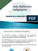 Jornada Reflexión Pedagógica