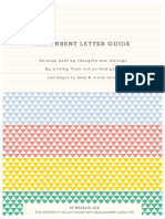 Unsent Letter Guide 2nd Edition