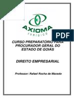 Direito Empresarial AXIOMA