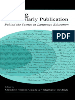 Writing+for+Scholarly+Publicn+Behind+the+Scenes+in+Language+Ed+(Casanave+&+Vandrick)