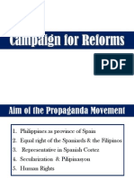 -03 Propaganda Movement and Revolution