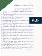 Perguntas Livro Francês