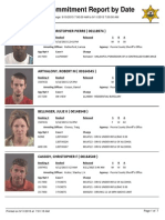 Peoria County booking sheet 09/11/15