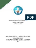 1 PROGRAM KERJA KESISWAAN.doc
