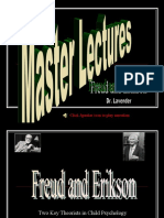 Freud and Erikson