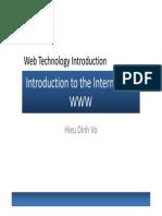WEBTECH Introduction