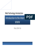 WEBTECH Introduction