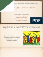 Criterios de La Conducta Humana
