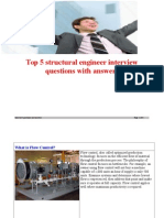 top5structuralengineerinterviewquestionswithanswers-131031030701-phpapp02