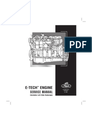 E-TECH pdf   Cylinder (Engine)   Screw