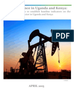 Oil Governance in Uganda and Kenya Public Report FINAL