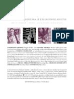 Mirador Informe EDJA AL 2009