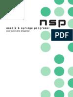 NSPs - Your Quesions Ans Aus Gov