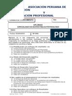 EXAMEN DIPLOMADO GESTION PUBLICA  POR RESULTADO.doc