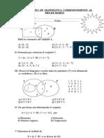Examen Matemáttica 5to Grado (2)