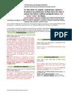 MODELO Resumo Para Encontro IC Ago2014-Padrão 2