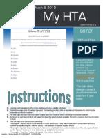 Myhta Flyer