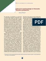 Revista Nano Ciencia en Venezuela