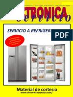 Servicio a Refrigeradores