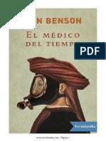 El Medico Del Tiempo - Ann Benson
